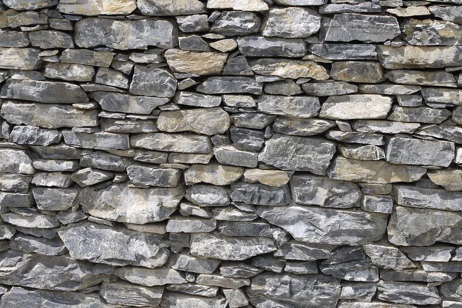 Trockenmauersteine